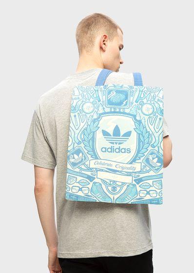 сумки шопперы логотип