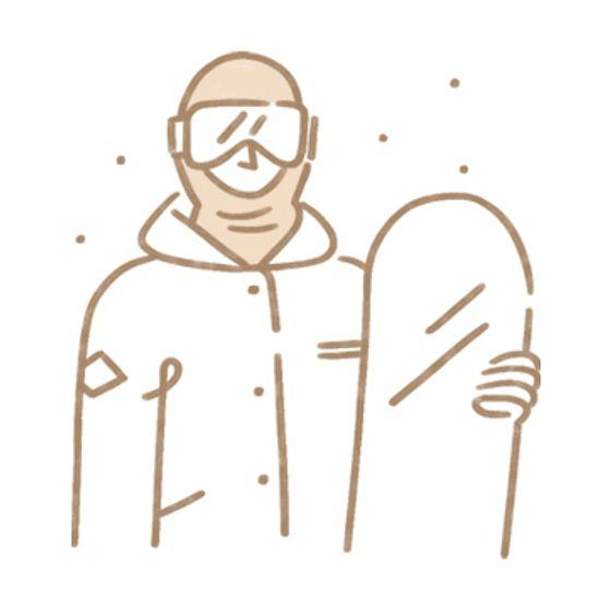 бафф лыжный
